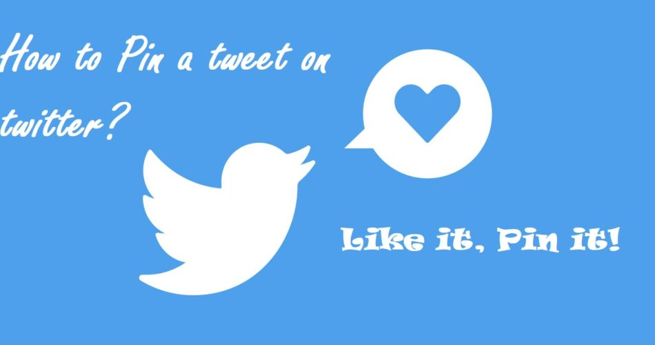 How to Pin a Tweet on Twitter?