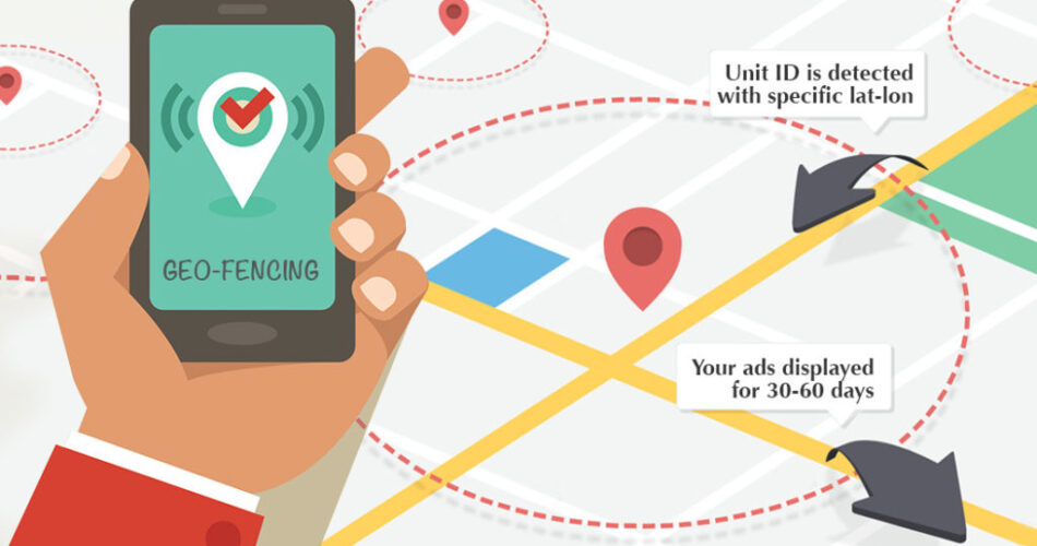 What is IPSGeoFence App