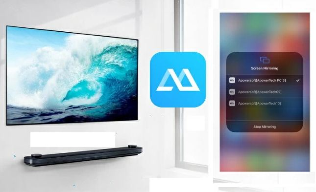 How to mirror iPhone to TV without Wifi