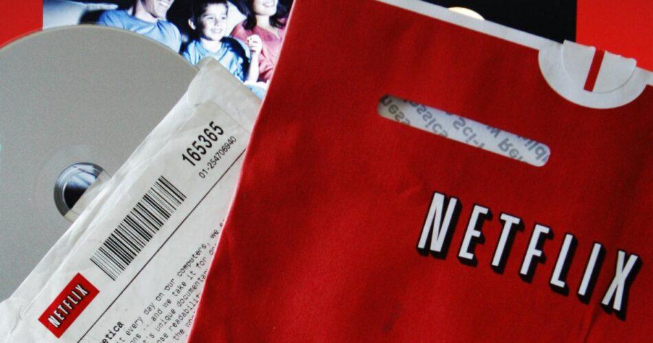 Netflix DVD Plans
