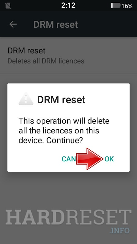 What is DRM Reset
