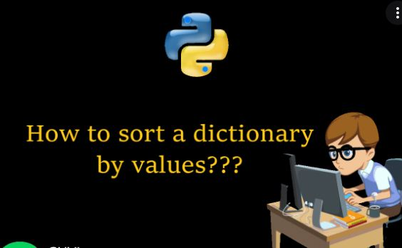 How do I sort a dictionary by value?