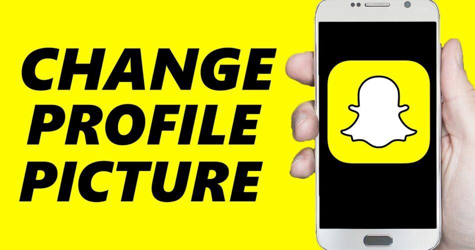Snapchat Profile Picture Change